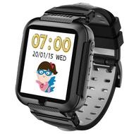 【hereu】herowatch 4G奈米科技防水兒童智慧手錶-偵探黑(定位精準 再遠都看得見)