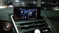 LEXUS NX200  NX300  / RX / ES / UX導航螢幕保護貼9H防刮傷鋼化玻璃貼