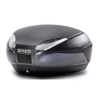 SHAD SH48 鈦銀/墨黑