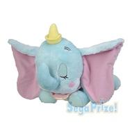 [翹鬍子]日本 迪士尼 小飛象 dumbo 景品 趴姿 閉眼款 造型 娃娃 玩偶