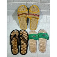 ✿Native Abaca Product Indoor House Slippers from Bicol
