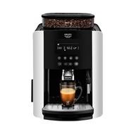 克魯伯KRUPS咖啡機 歐洲原裝進口意式家用商用全自動現磨豆自帶奶泡器 EA817880