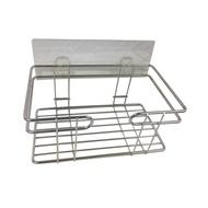 HOLA 阿瑞斯304不鏽鋼無痕貼洗衣粉盒架