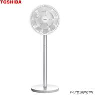 TOSHIBA 東芝 F-LYD10(W)TW 12吋DC直流遙控風扇