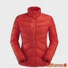 【Lafuma】女 TRACK 防風保暖羽絨外套L橘紅