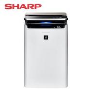 【SHARP 夏普】23坪水活力空氣清淨機 KI-J100T-W
