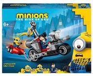 ชุดตัวต่อเลโก้มินเนียน  Despicable Me Minion ตัวต่อเลโก้ 81888 ของเล่นเสริมพัฒนาการ***สินค้าพร้อมส่ง เก็บเงินปลายทางได้