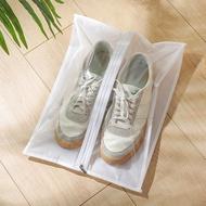 ถุงเก็บรองเท้าแบบพกพา,กล่องรองเท้ามีซิปมองเห็นได้กันน้ำกันฝุ่นรองเท้าผ้าใบห้องนอนตู้ตู้เสื้อผ้า
