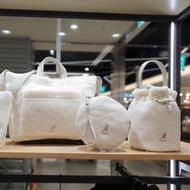 A BaO ! 韓國代購 袋鼠牌 袋鼠包 🦘Kangol 羊羔毛包 手拿包 斜背包 電腦包 秋冬新款 貴賓狗Q毛包包