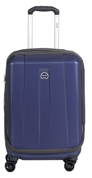 DELSEY Paris Delsey Luggage Helium Shadow 3.0 21 Inch Carry-On Exp. Spinner Suiter Trolley (One size
