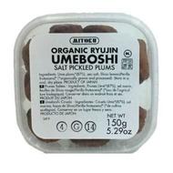 [Bundle Of 2] Mitoku Organic Ryujin Umeboshi Salt Pickled Plums (150g X 2)