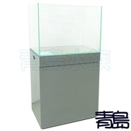 AX。。青島水族 。。台灣精品-類ADA精緻型烤漆架=YiDing超白缸60*30*36+88H木架/2尺(3色可選)