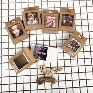40pcs/Set KPOP BTS BT21 BLACKPINK LOMO Card Photocards Korea