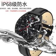 【新年爆款】L7智能手表藍牙免提通話手環計步游泳心電圖監測支付寶等通用手表爸爸用的手錶