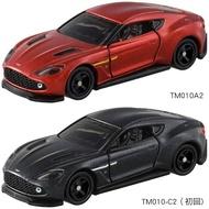 【TOMICA】多美小汽車 NO.010 奧斯頓馬丁Vanquish Zagato 普版+初回(小汽車)