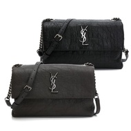 【Saint Laurent Paris】YSL west hollywood好萊塢包鱷魚壓紋款