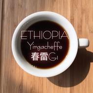 衣索比亞 耶加雪菲 春雷G1