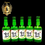 Good Day Original Soju (5 x 360ml)**Free Delivery within 3 working days**