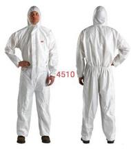 永大醫療~3M 4510 防護衣 - D級防護衣 全身防護衣現貨供應(成本漲價很多.有疫情需要者在購買) M/L每件450元