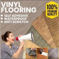 tikar getah maslino vinyl floor tikar getah tebal READY STOCK Vinyl Flooring 2mm Self Edhesive Vinyl floor 16pcs/24sqf