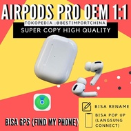 Airpods Oem Authentic Pro Airpods Tws Apple 1:1 Mirror Quality Airpods