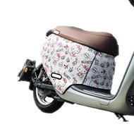 【GOGORO】GOGORO 2系列 HELLO KITTY 騎乘版 防刮套 車套 保護套 歡迎批發 3D立體剪裁設計