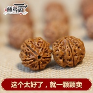 Authentic Nepal King red and yellow skin fried pork short pile Bodhi SsangYong wholesale loose beads