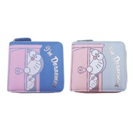 耀您館★日本限定ARDIE鈔票零錢包Doraemon哆啦A夢錢包I'M便攜皮夾DRA8-1短夾合成皮夾合成皮革夾合成皮包