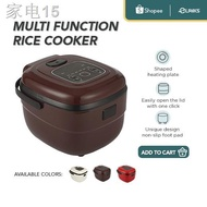 ▼☏₪Elayks Multi-function Rice Cooker Good for 3-4 People