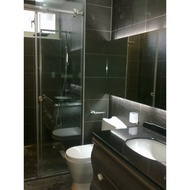 浴室玻璃設計 乾濕分離 明鏡玻璃 店面 辦公室隔間