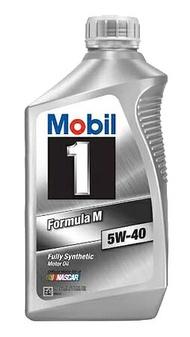 Mobil 1 Formula M 5W40 合成機油(MB賓士認證) #7102