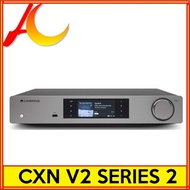 Cambridge Audio CXN V2 SERIES 2 Stereo Network Streamer All-in-One Wireless Media Streaming with WiFi AIRPLAY 2