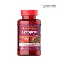 Puritans Pride Lycopene 40 mg/ 60 Softgels ไลโคปีน (Lycopene) ให้มากกว่าผิวขาวใส อมชมพู จาก ผลวิจัย lycopeneเป็นเม็ดสีที่ช่วยให้ผักและผลไม้ เช่นมะเขือเทศ แตงโม ส้มโอมีสีชมพูและแดง และนี่เป็นสาเหตุที่ไลโคปีนเป็นนิยมมากขึ้นเรื่อยๆ ตามเทรนของกระแสผิวขาวใส