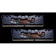 【一級棒】芝奇 G.SKILL Flare X 16G*2 雙通道 DDR4-3200 CL14(黑色)(F4-3200C14D-32GFX)終身保固