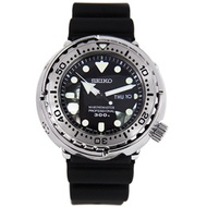 SBBN033 Seiko Marinemaster Professional Quartz 300m Black Dial Gents Divers Watch