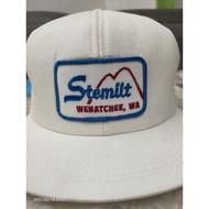vintage cap stemilt usa