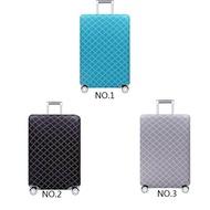 JOHNN 18/20/22/24/25/28/29/32 นิ้วอุปกรณ์ป้องกันกระเป๋าทนต่อการสึกหรอกล่องฝาครอบอุปกรณ์คลุมกระเป๋าเดินทางดึง Rod Travel หนังเสื้อแจ็กเก็ตกล่องฝุ่น cover【READY STOCK - คุณภาพสูง】