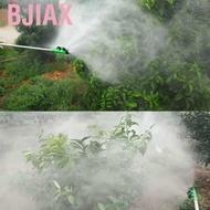 Bjiax 3頭噴霧噴嘴噴霧噴霧噴嘴花園扇形農藥