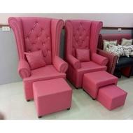 Single Accent Chair / Event Chair / SPA Chair /Salon Chair