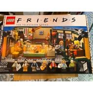 樂高 LEGO 21319 現貨 friends 六人行老友記