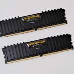 Corsair Vengence LPX 16G (8Gx2) DDR4 3200MHz CL16 Samsung B-die AMD Ryzen Memory