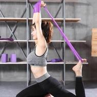 ยางยืด ออกกำลังกาย โยคะ สายยาง pull strap1500x150x0.35mm