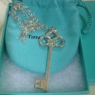 Tiffany 鑰匙長項鍊