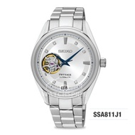Seiko Japan Made Presage Automatic Ladies Watch SSA811J1. Free Shipping!