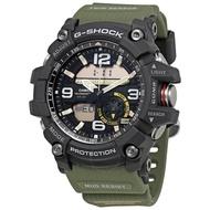 Casio G-Shock Mudmaster Analog Digital Twin Sensor Green Men Watch GG-1000-1A3