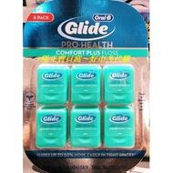 ☆陽光寶貝窩☆COSTCO好市多代購 ORAL-B 歐樂B Glide 清潔舒適牙線 薄荷口味40Mx6入*特價*