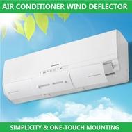 Model A  / Model B / Aircon Deflector / Air Guiding Plate Windshield Wind Board