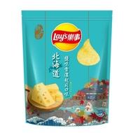 樂事 北海道鹽味香濃起司口味洋芋片275G/袋