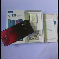 VIVO Y12 3/64 NOMINUS LIKE NEW