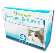 小Q狗~Sanapet 桑納沛 貓體健 貓咪專用免疫健康調節配方/貓保健食品/免疫力提升